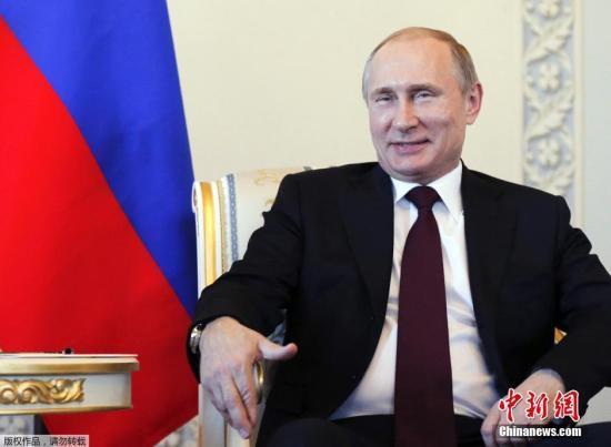 俄罗斯总统普京称俄中关系已经达到空前水平