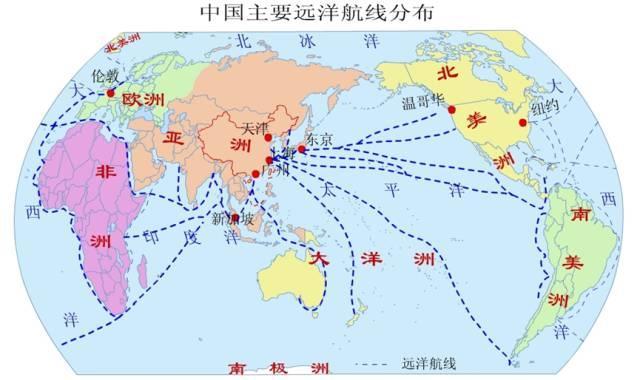 美国、日本和俄罗斯争夺多年,这条线中国也开始动手了!