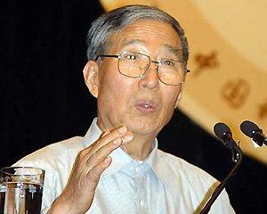 2006年国家最高科学技术奖获得者——李振声