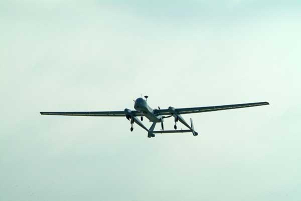 美国议员:美应抢在中国前向约旦出售无人机