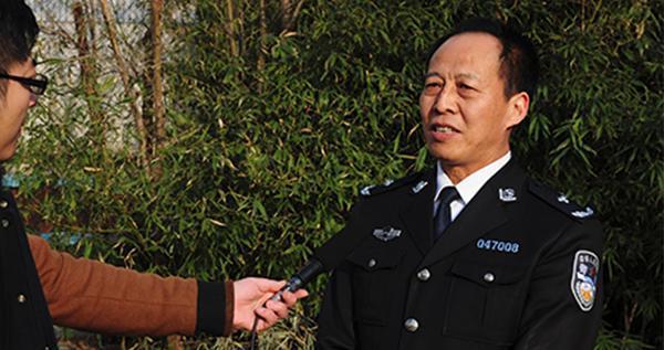 鹤壁公安局副局长郝军被调查 曾被称锐眼神探