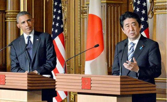 """奥巴马就窃听事件向日本道歉 安倍要求""""严查"""""""