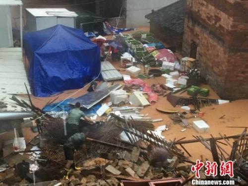 强降雨轮番侵袭南方多省份 多地启动救灾应急响应