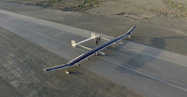 我国将研发民用通信高空长航时飞行器