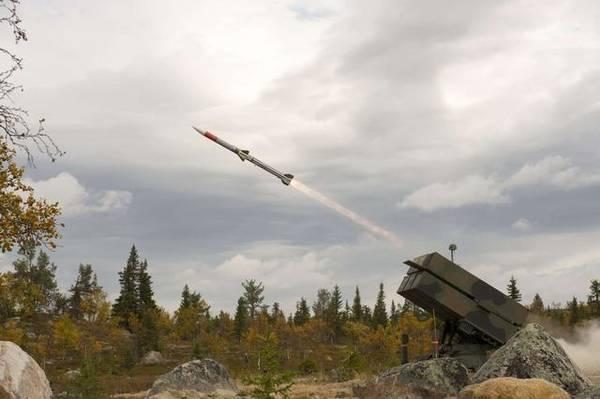 立陶宛决定购买挪威中程防空系统