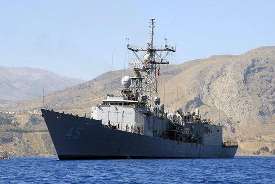 美军计划在2014年退役7艘护卫舰与1艘核潜艇