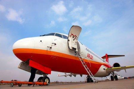 ARJ-21客机曾因失速保护系统拖延困扰两年