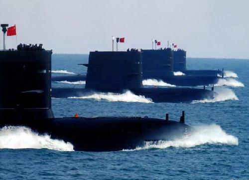院士:中国潜艇许多方面落后日本 但数量占优