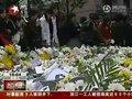 视频:上万上海市民头七之日哀悼火灾逝者