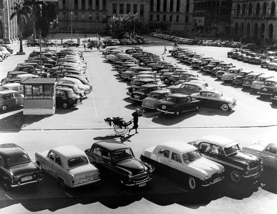 1952年,法院。