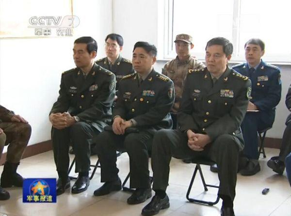 31集团军政治部主任王安龙上调军委总部