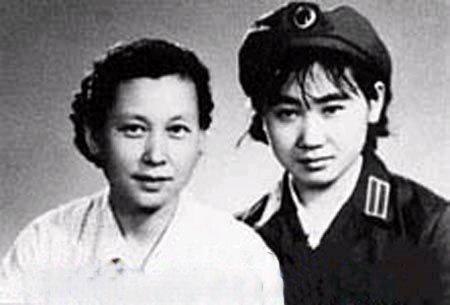 林晓霖替父亲谢罪:我不是毛泽东的女儿