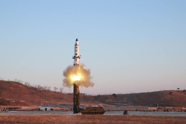 韩媒:韩美外长称朝发展核武装进入最后阶段