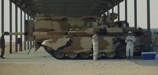 俄即将向科威特交付T-90MS坦克 单价竟贵了三倍