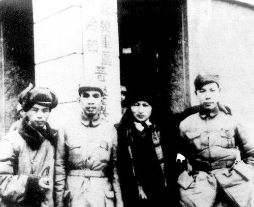 八路军摄影师枪杀日本医生后被判处死刑
