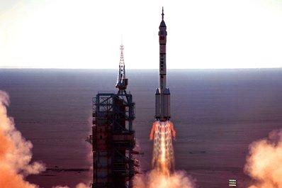 天宫寻梦系列策划之四 中国飞船可否走向世界 图