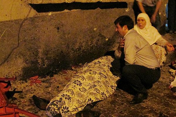 土耳其20日晚发生的爆炸事件 死亡人数升至50人