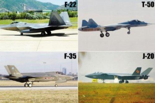 歼20隐形战机首飞透露中国战略关注方向(图)