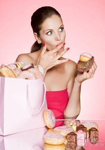 养生:吃零食2个时间点 7种零食吃不胖