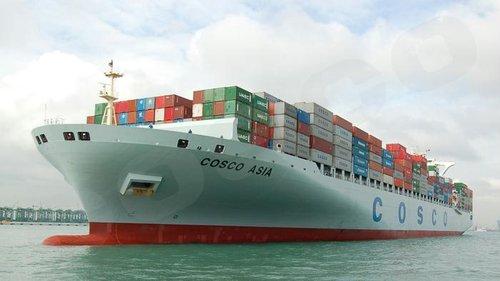 埃及在苏伊士运河挫败针对中国巨轮恐怖袭击