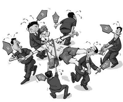 高校不正当抢生源 人民日报批教育功利化之害
