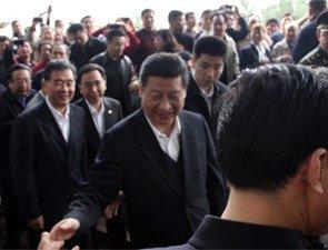 习近平履新首访深圳 展示领导层拓展改革决心