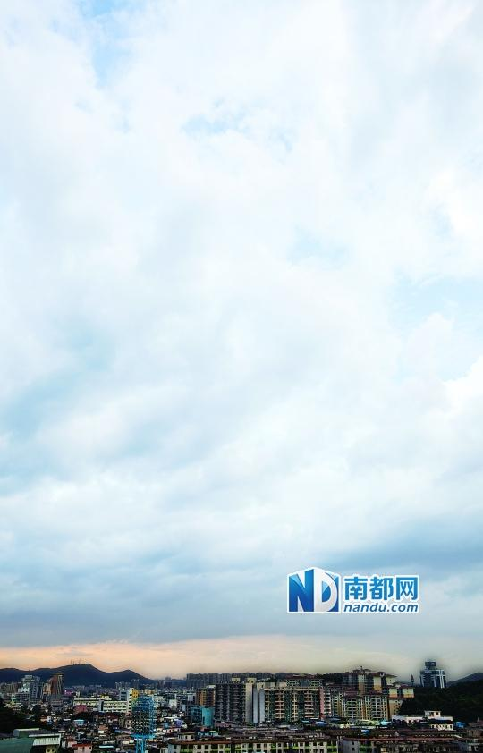 """""""威马逊""""若登广东或将为10年内第3强台风"""