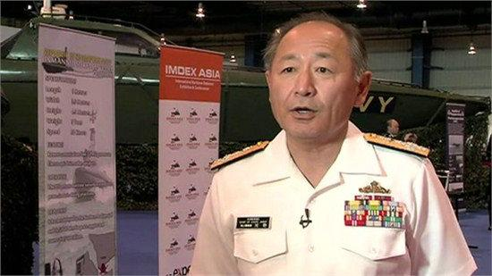 中日海军长官同表态:钓鱼岛可能擦枪走火