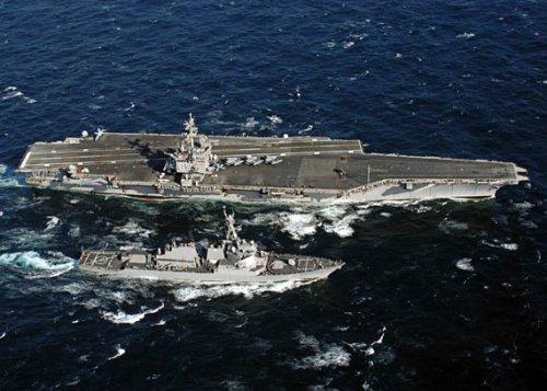 美国防部未能满足陈炳德参观美军航母要求(图)
