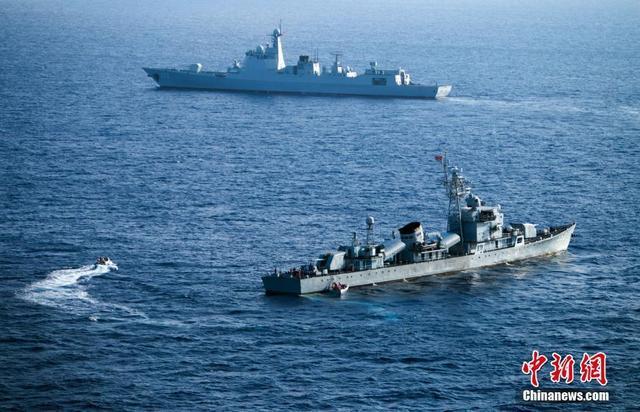 """中国对南海仲裁亮""""四不""""立场 已获近20国力挺"""