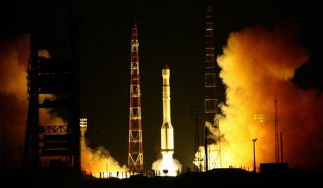 俄卫星再偏轨道 近期一系列卫星发射惨遭失败