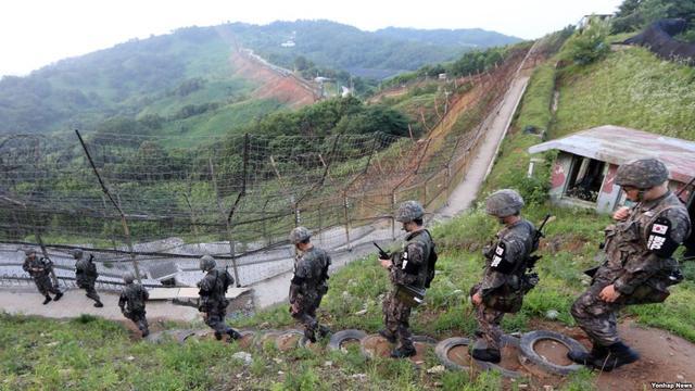 韩政府向朝提议21日举行军事会谈 商讨停止三八线敌对