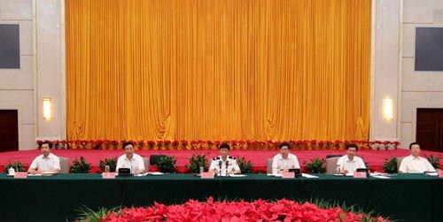 公安部部长孟建柱:通过微博等方式搭建警民联系新平台