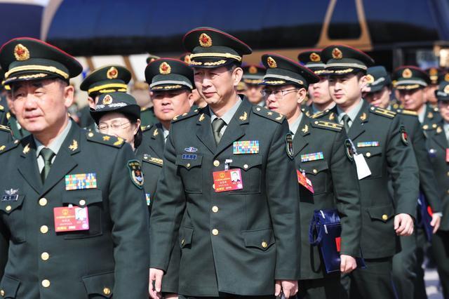 军改重磅续集 本轮全军和武警已有30人晋升为将军
