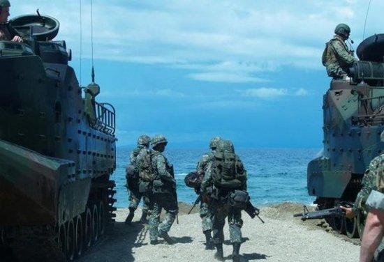 菲军方拟向靠近南沙巴拉望省增兵