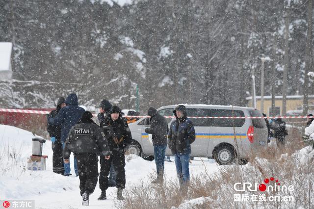 洪流冲了龙王庙!乌克兰5名警员被看成盗贼 遭同事误杀