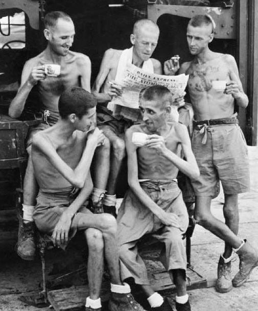 美军老兵回忆日本战俘营生活:难忘中国恩人