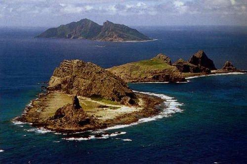 """外交部回应日将钓鱼岛附近北小岛划归""""国有"""""""