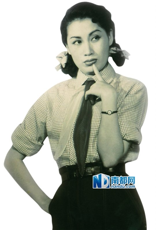 吴楚帆,红线女主演.苹果1905电影网图片