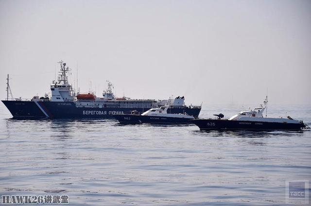 俄拦截朝鲜渔船时发生冲突并开火 致渔民1死8伤