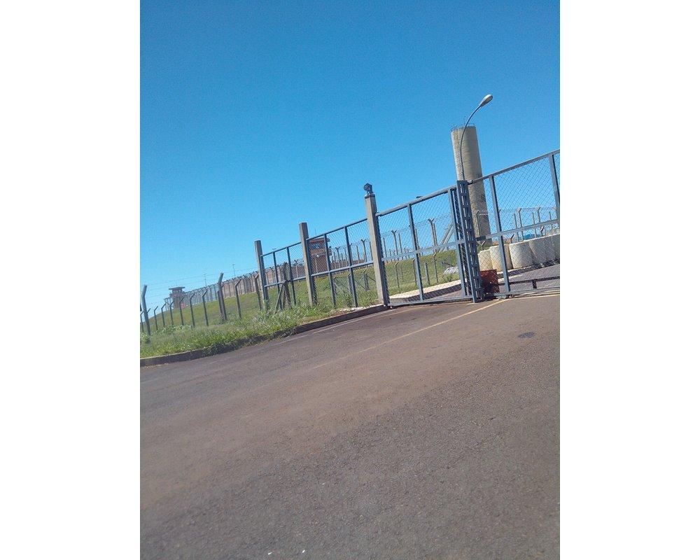 巴西监狱的外景