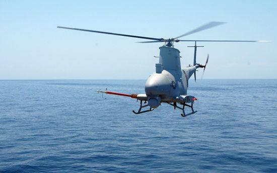 法国海军开发垂直起降无人机系统