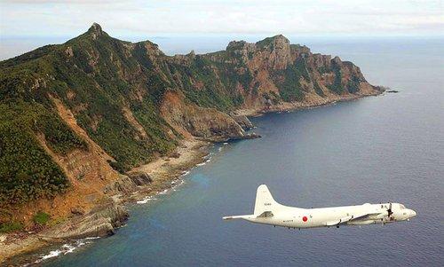 """日本防卫白皮书首提""""强军目标""""针对钓鱼岛"""