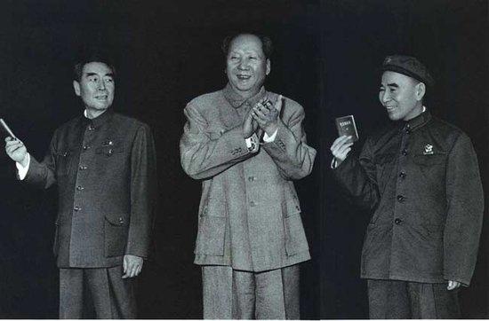 周恩来得知林彪摔死后真实反应