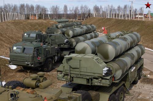 克里米亚本月尾将部署S-400防空导弹系统