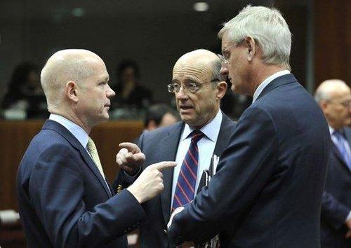 欧盟通过对叙利亚新制裁方案 对其中央银行制裁