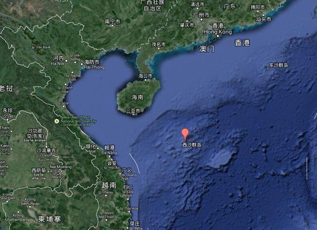 中国研成超长航时无人机 拍回西沙岛礁图像