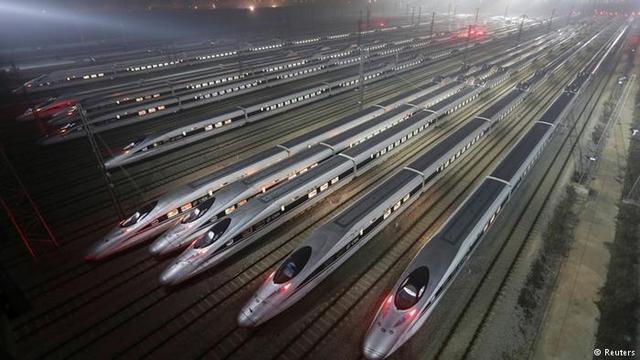 中铁总技术顾问:中国正在验证无人驾驶高速列车