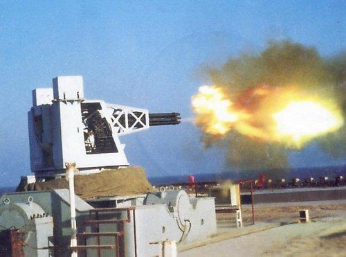 轰成肉酱 国产7管30毫米舰炮首次打击人体目标