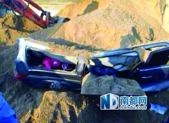 """山东蓬莱幼儿园""""校车""""事故已致12名儿童遇难"""